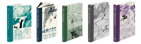 The Folio Society Dark is Rising Sequence